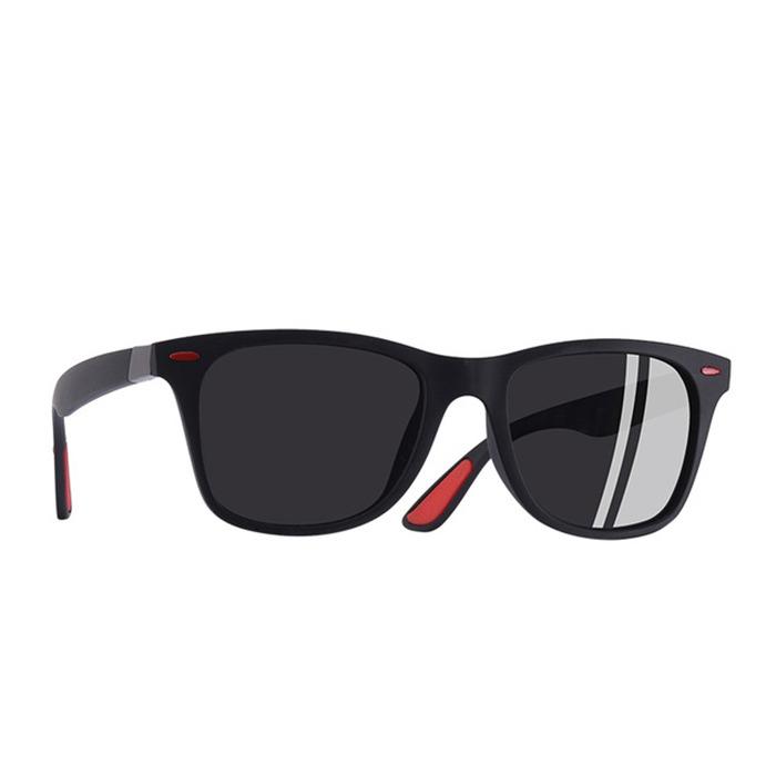 Square Frame Sun Glasses