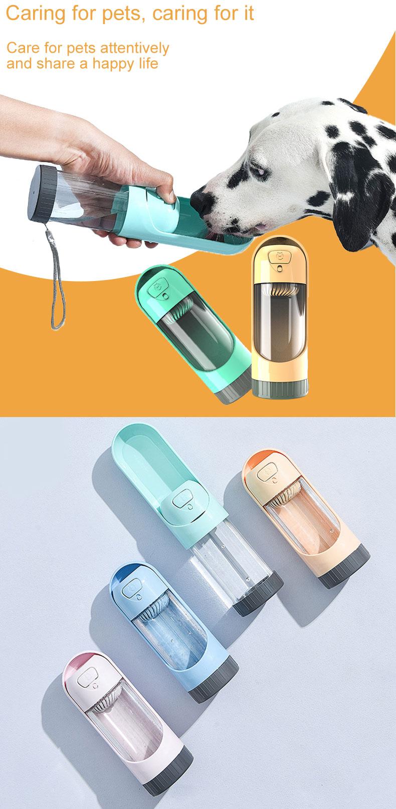 Pet Retractable water cup