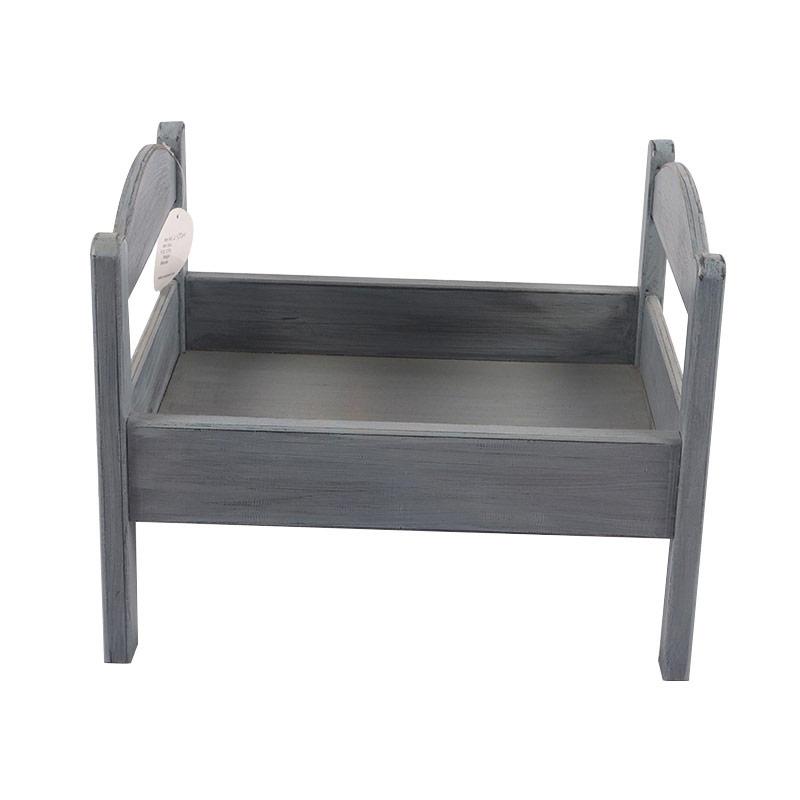 Solid wood bed cat pet supplies