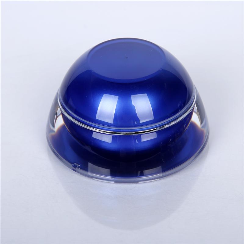 50ml glass jars with lids