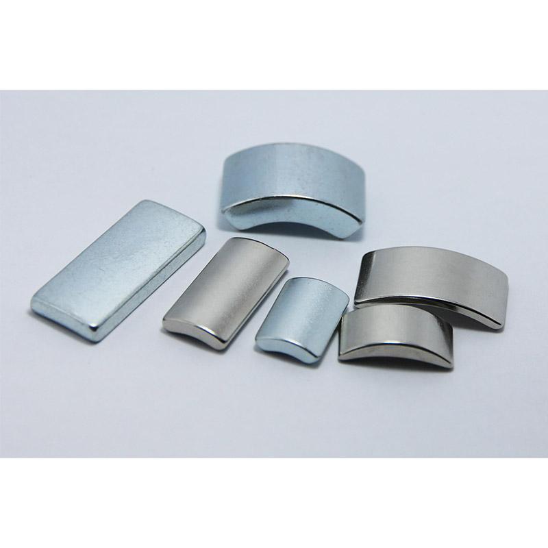 Volume production Arc Neodymium Magnet