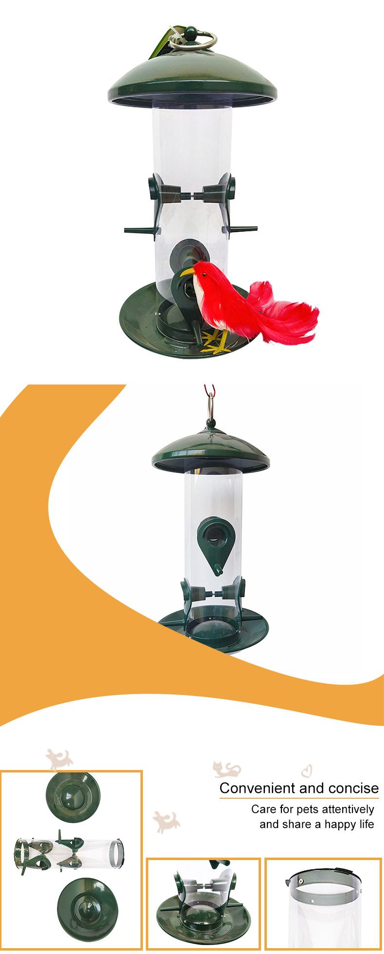 ironwork bird feeder pet supplies