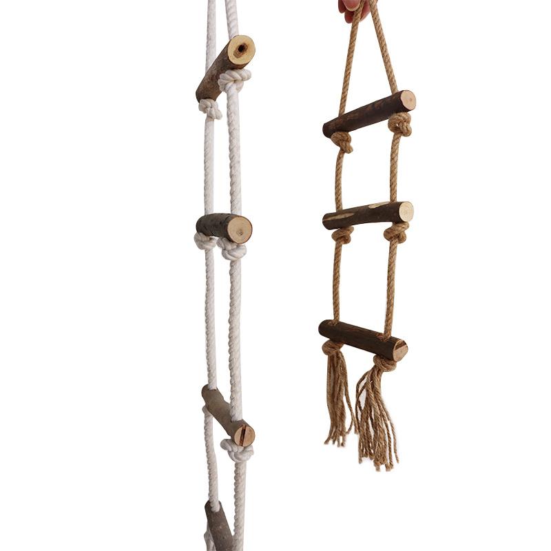 Hamster rope ladder pet supplies