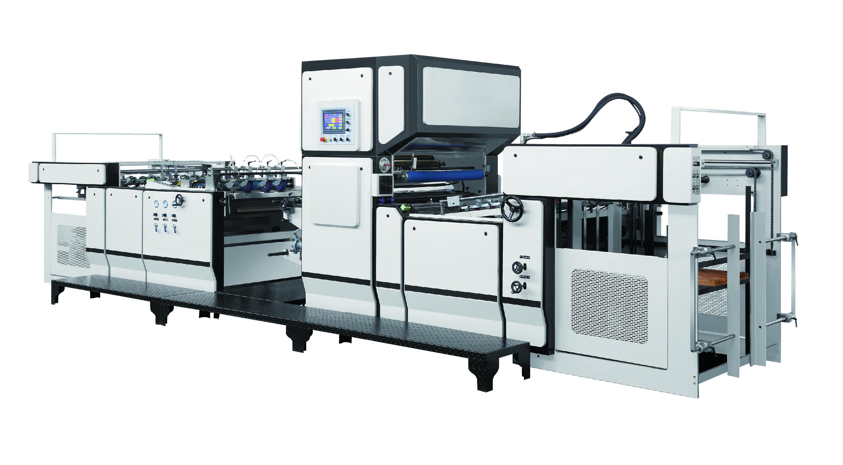 Automatic Vertical Laminating Machine