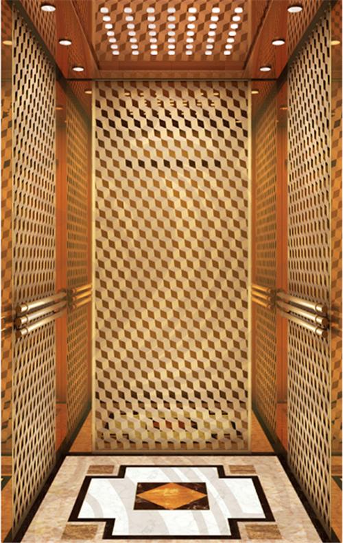 passenger elevator load