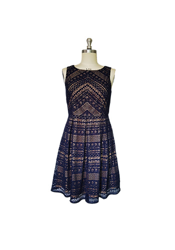Janie lace dress
