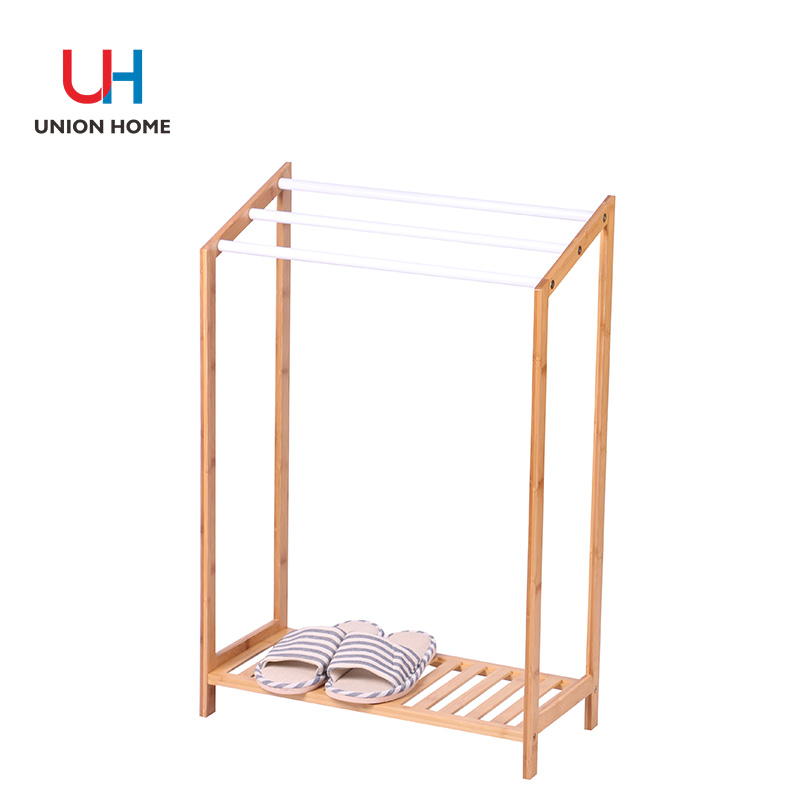 Color lable Multi-functional bamboo rack