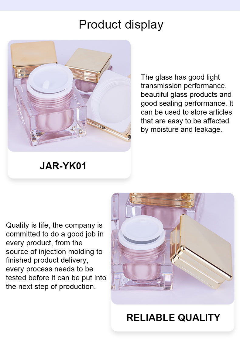 airless pump bottles for cosmetics