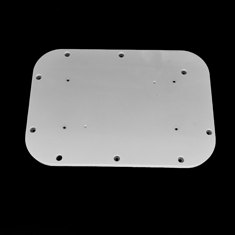 High quality clear PC injection plastic electronics enclosures for electronic device
