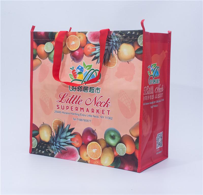 non woven shopping bag suppliers