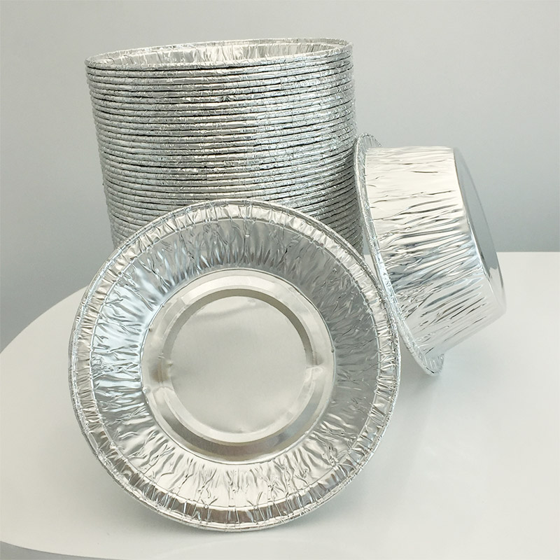 aluminium foil trays with lids small
