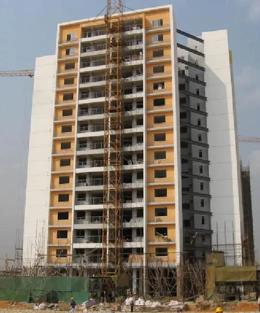 High Rise Steel Structure Residential Building