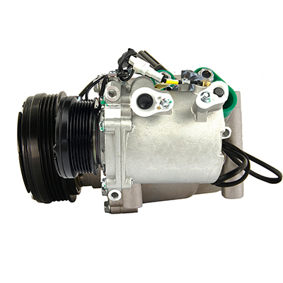 scroll type auto air conditioning compressor