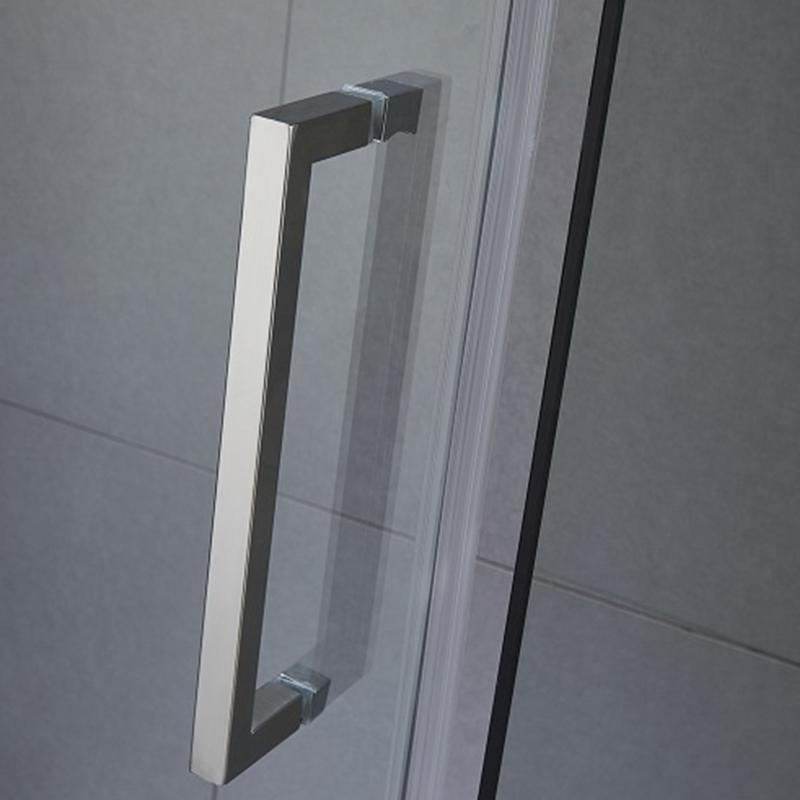framed shower enclosure