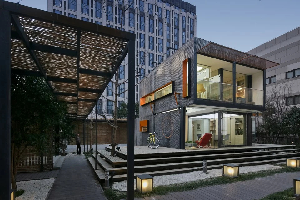 Living Container house price