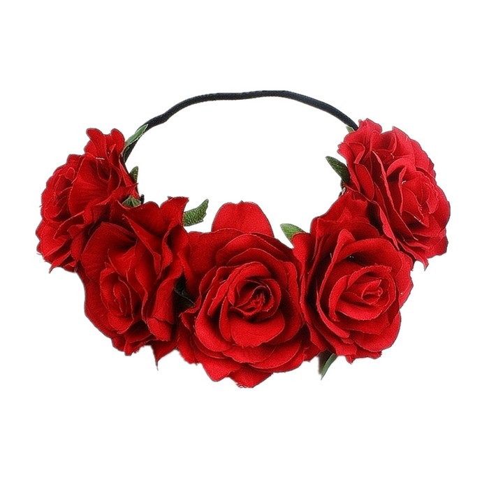 5 the roses hair band