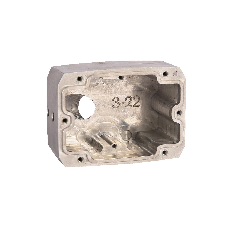 stainless steel die casting