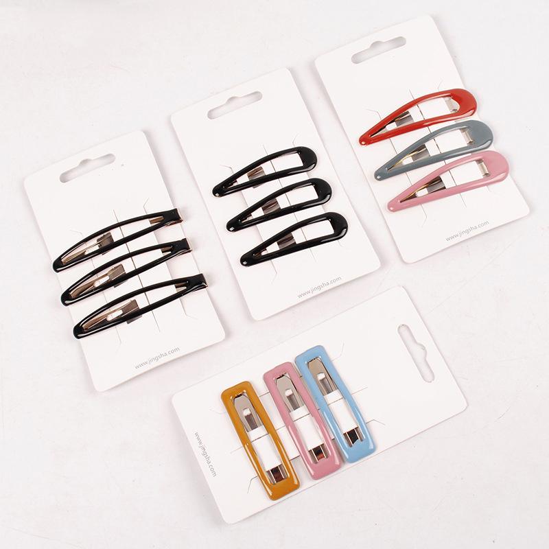 Color drip BB clip