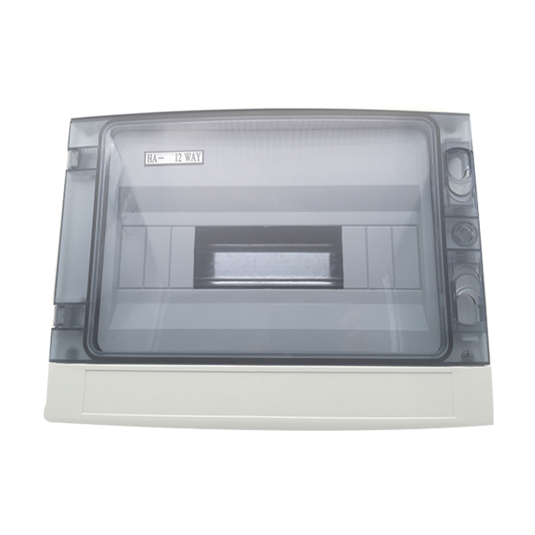 Outdoor Waterproof Plastic Flush Mounting Electrical Power Distribution Box