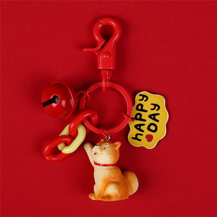 Red Car Keyholders