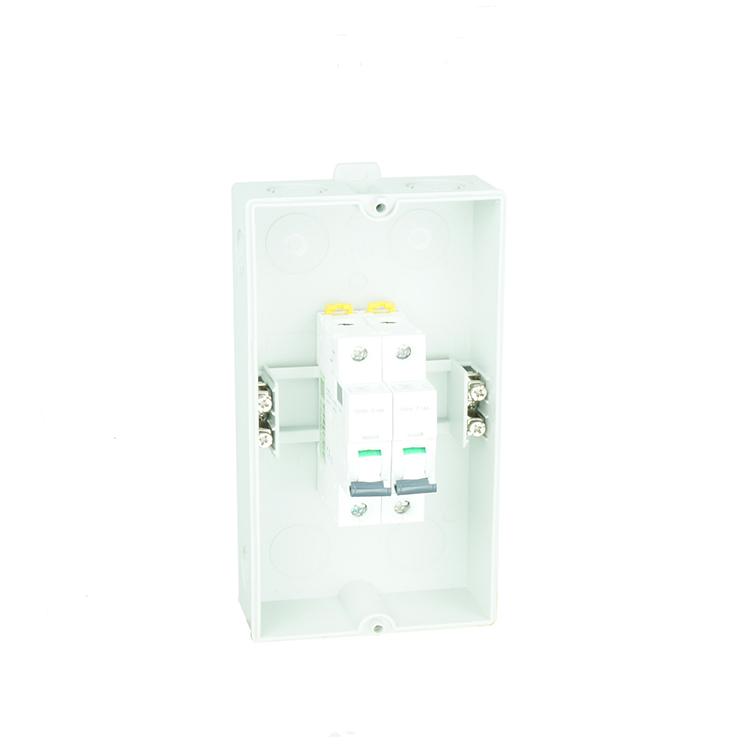 4 Way 6 Way Waterproof Power Distribution Box