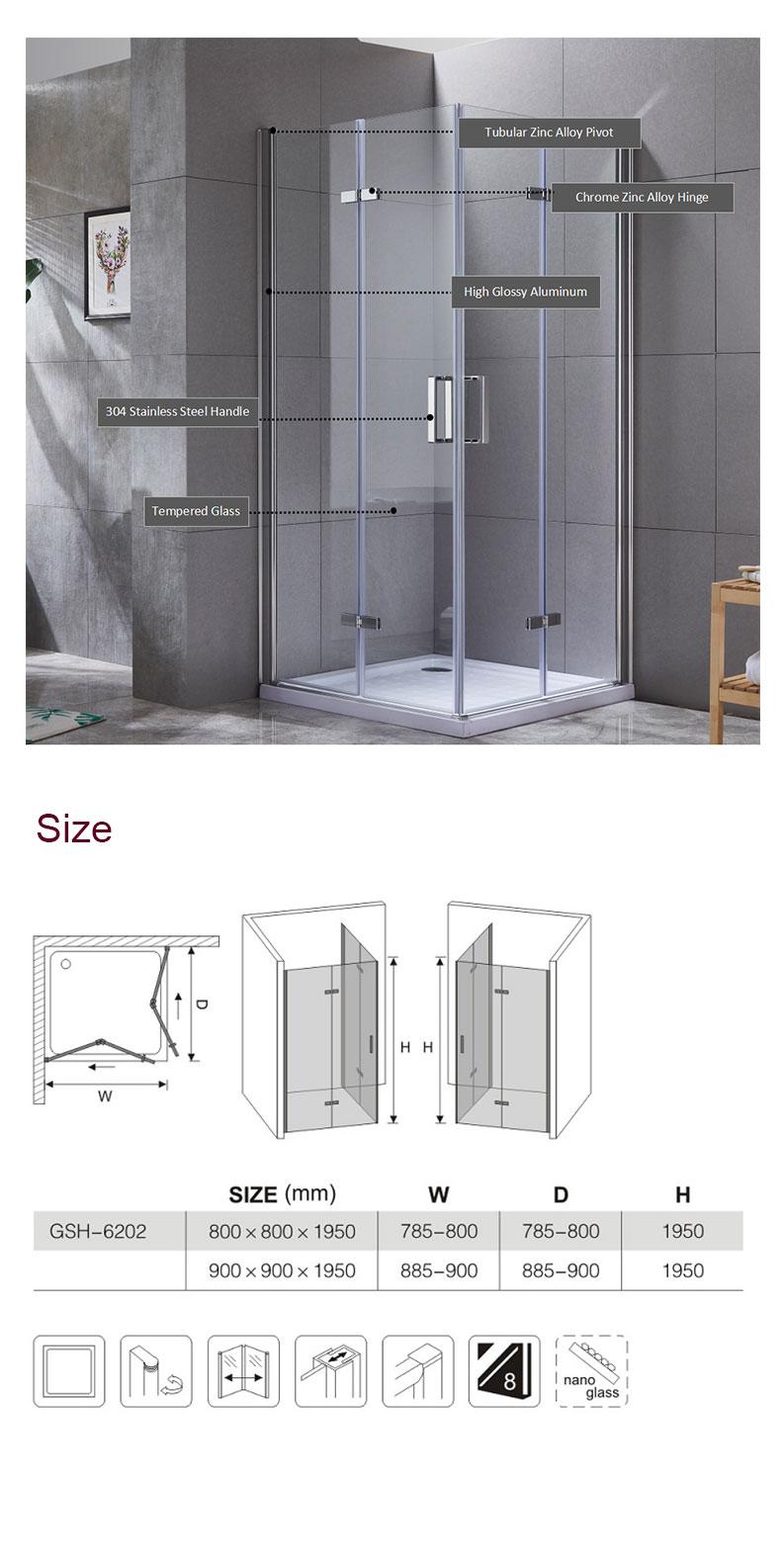 bath shower enclosure manufacturers