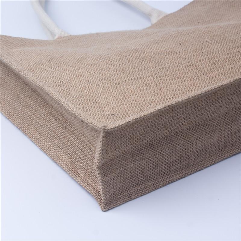 jute tote bags with handles bulk