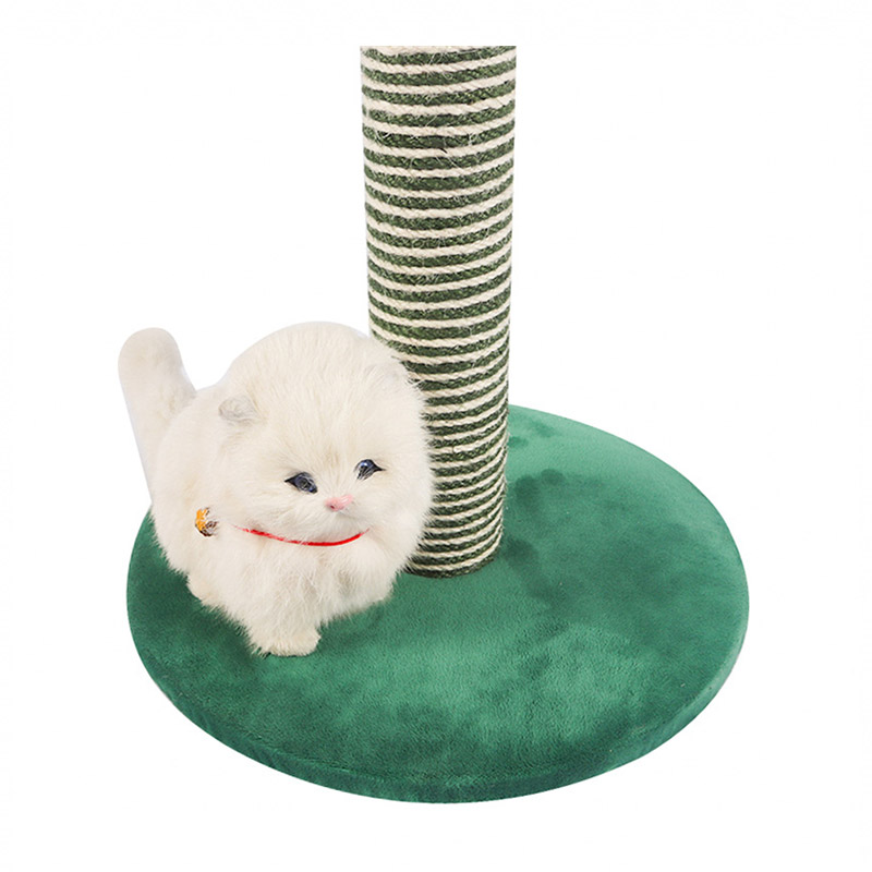 Christmas tree cat scratching post pet product