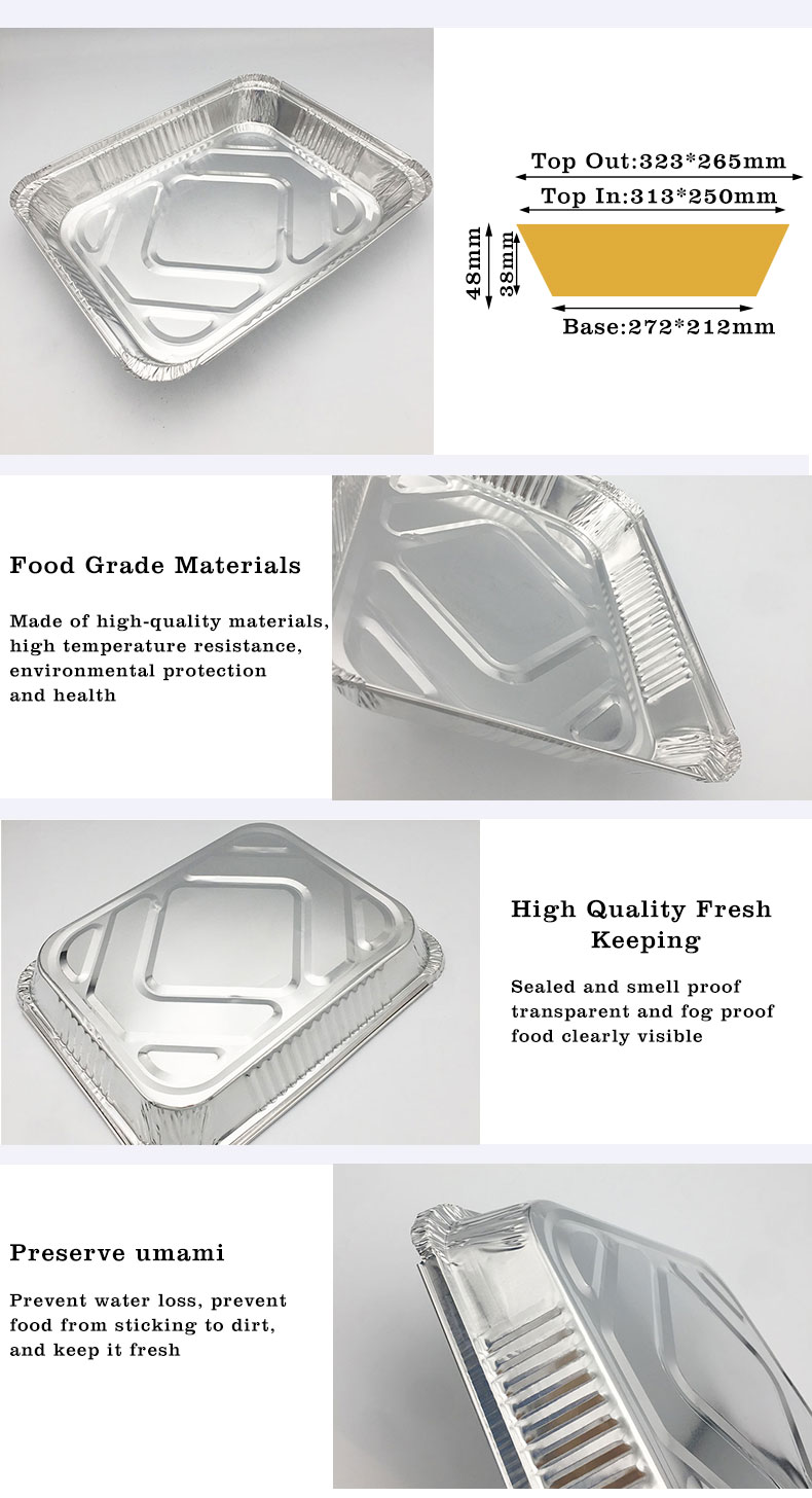 Aluminium food container manufacturers