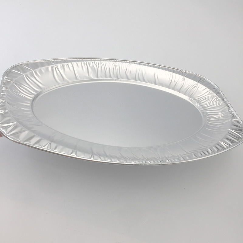 large aluminium foil trays
