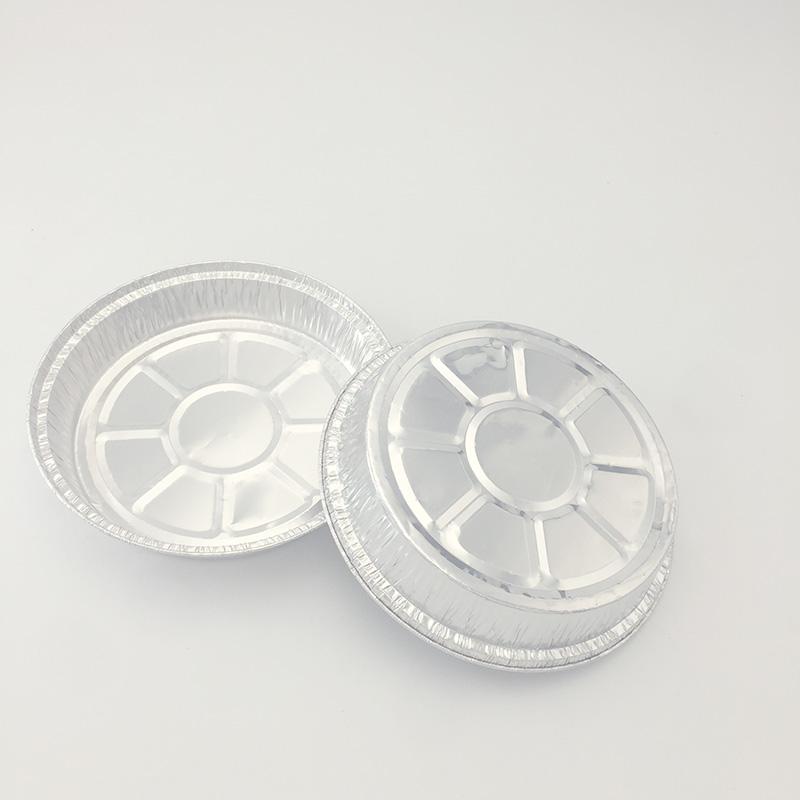 small aluminium foil trays