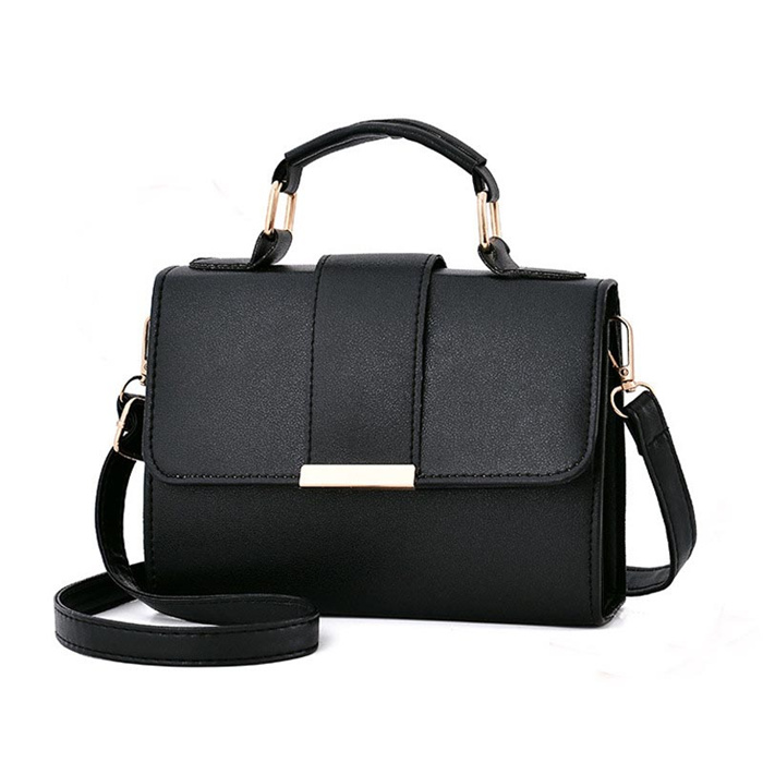 PU Shoulder Bag Small Flap Crossbody Bags
