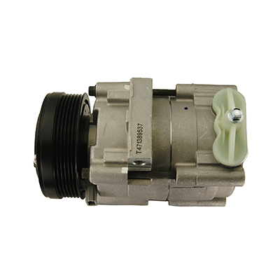 auto air conditioning compressor replacement cost