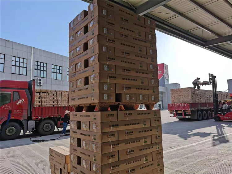 compressed wood pallet manufacturers usa