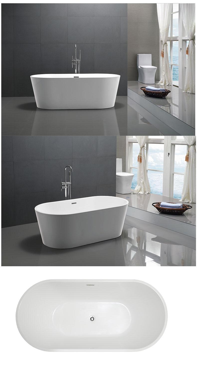 bathroom freestanding bathtubs white manufacturers