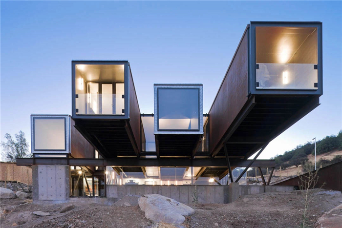 Living Container house cost