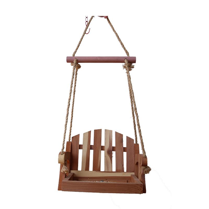 Hanging bird feeder pet supplies