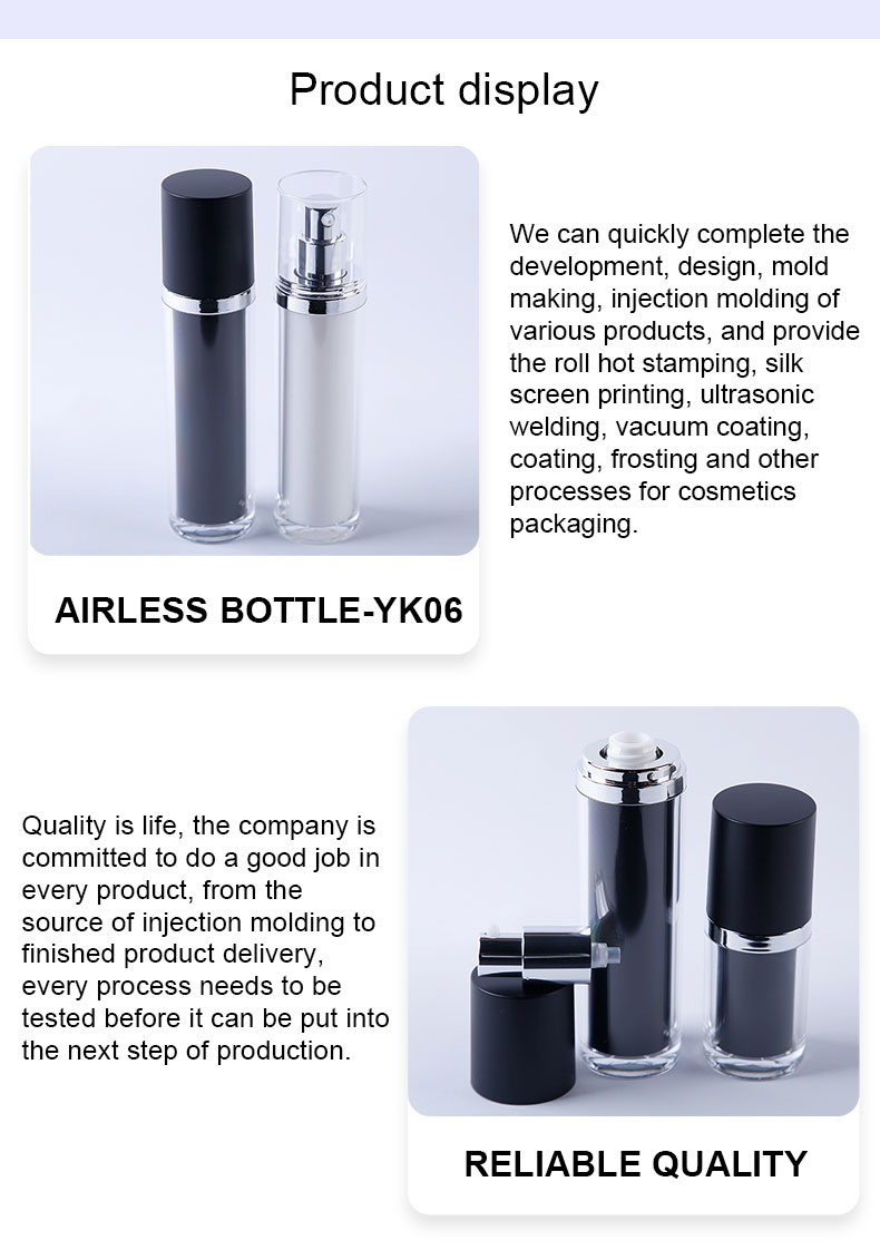 50ml Acrylic colours bottles