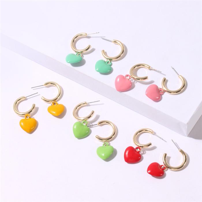 Sweety Lovely Style Earrings