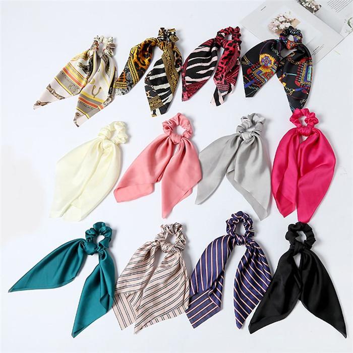 Floral Print Women Hair Bands