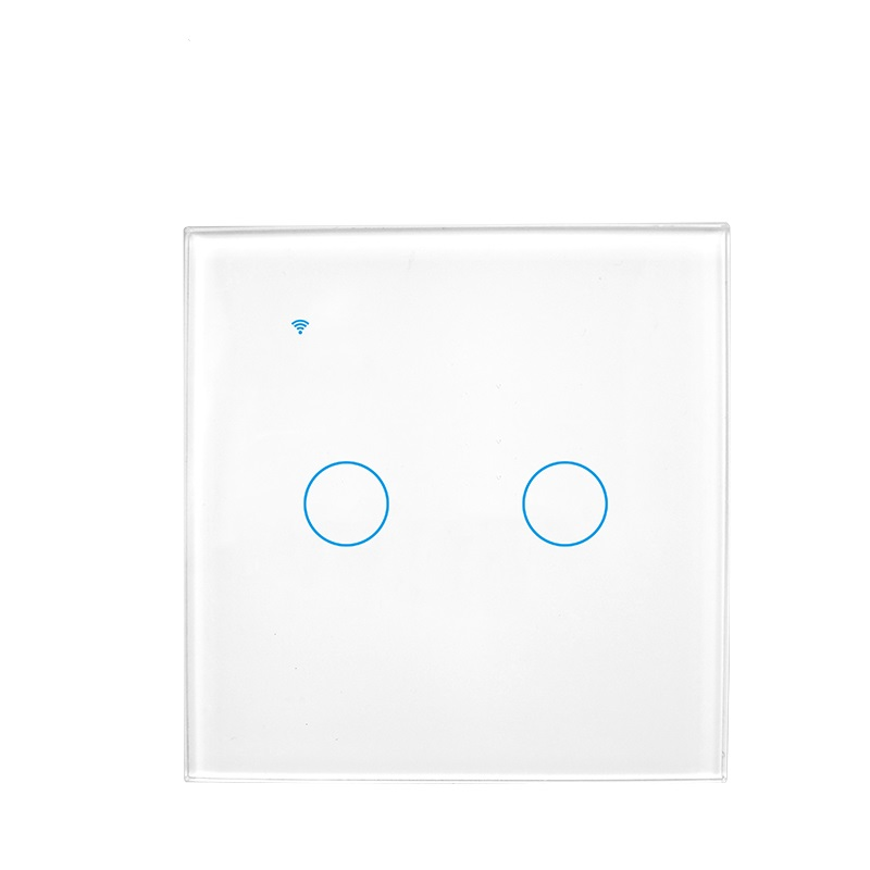 3 Gang Smart Home Switch Remote Control Light Wifi Touch Wall Remote control Switch