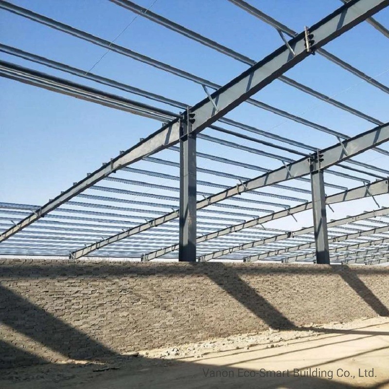 light steel structure villa cost
