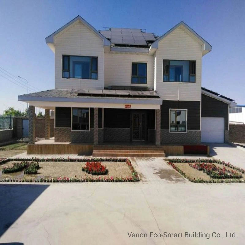 Light Steel HouseVilla House