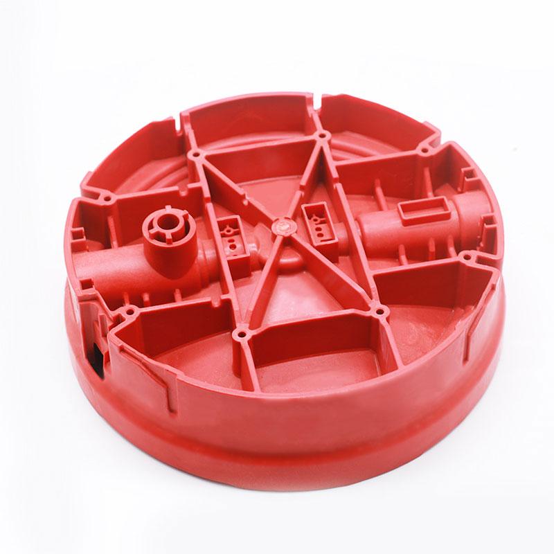 Plastic Parts Production-Zinc Die casting production