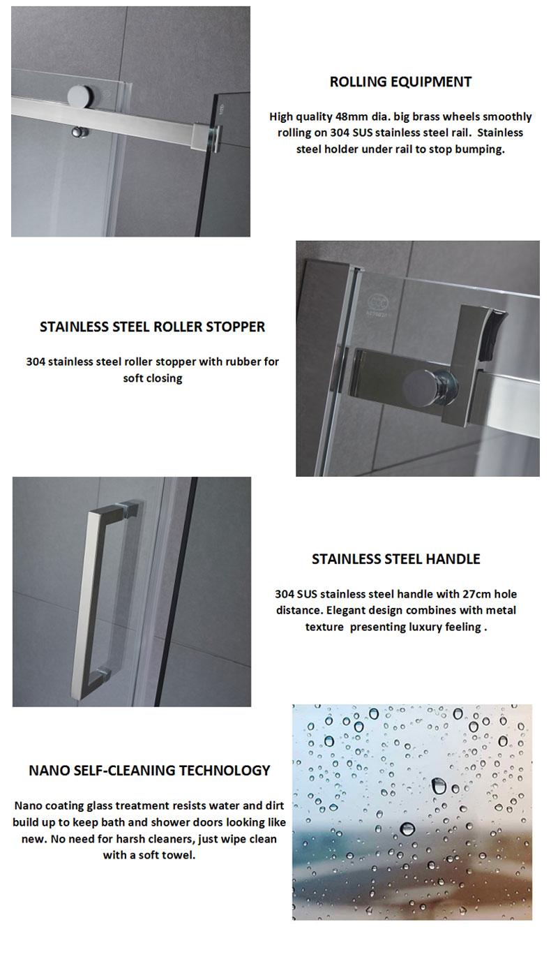 sterling shower enclosures manufacturers