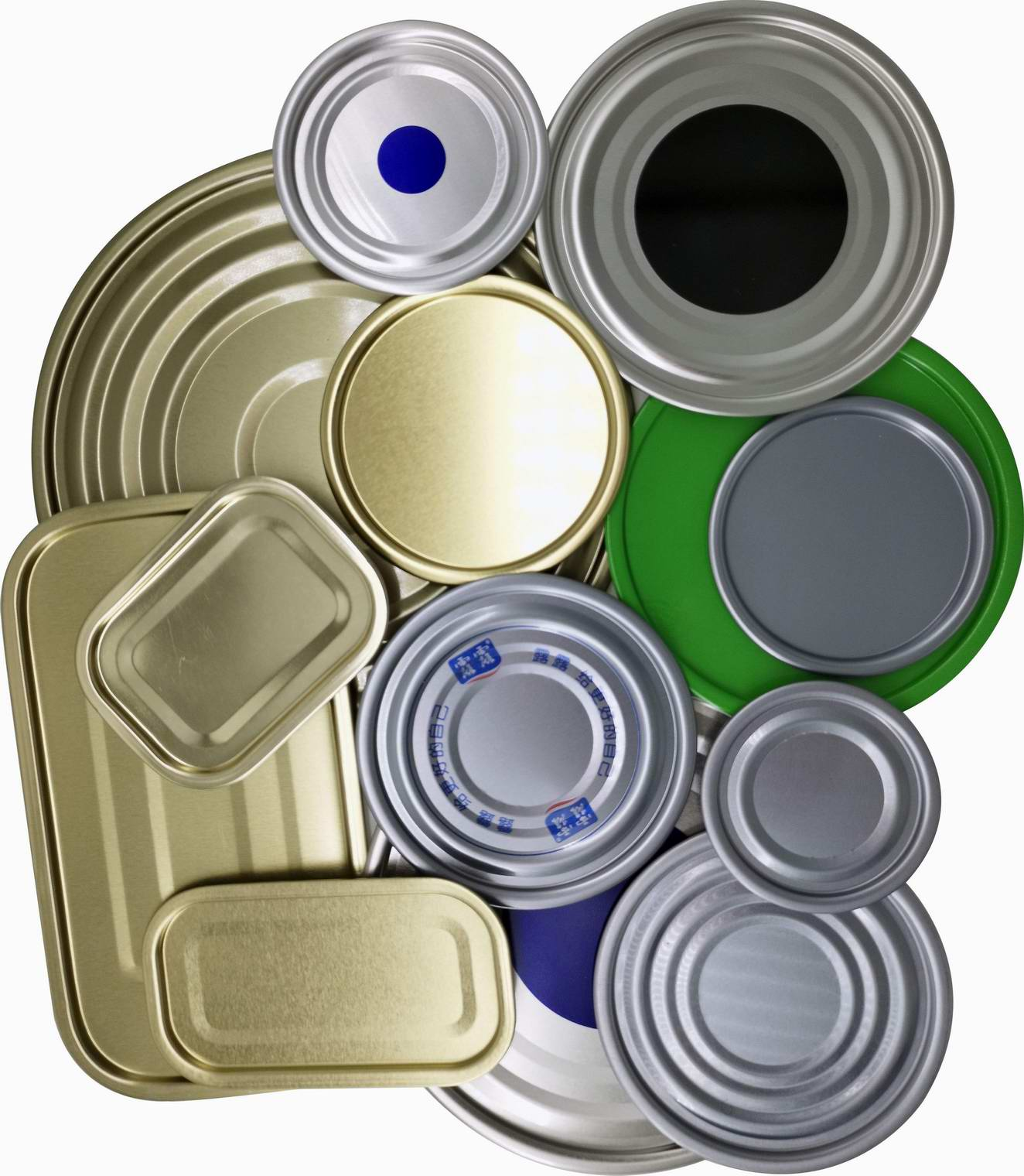 empty tin cans for sale