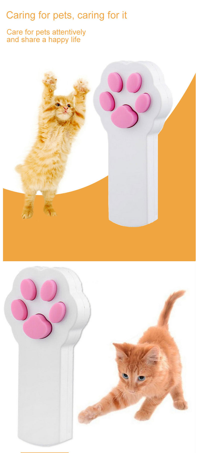 laser toy for pet