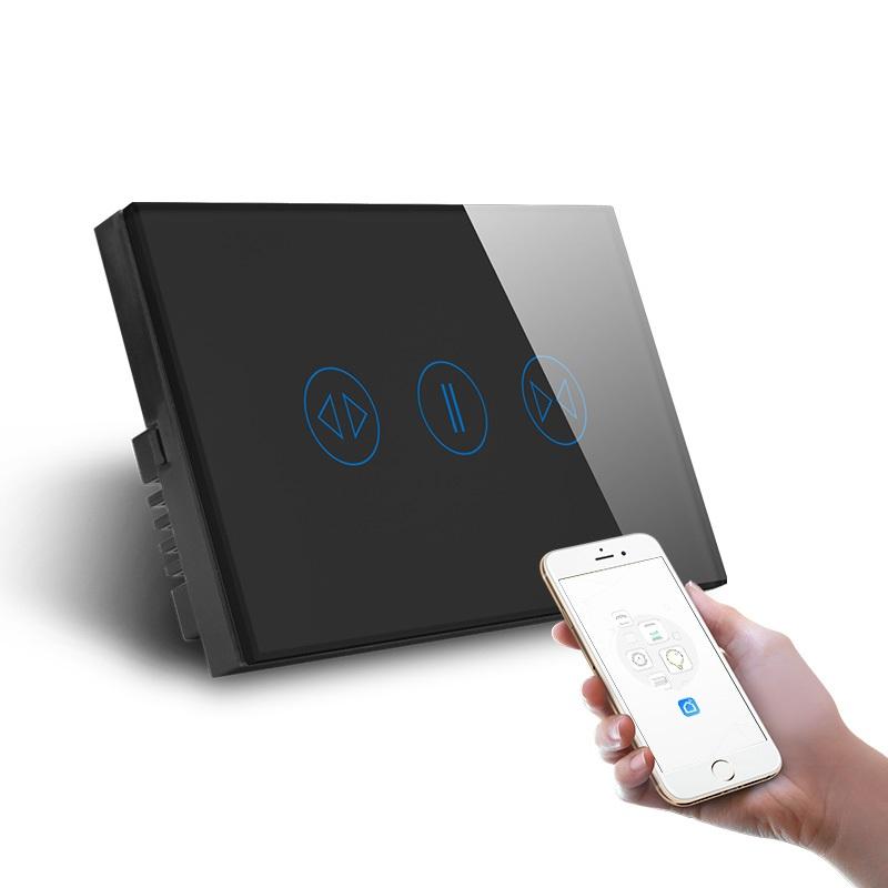 AU Wifi Power Smart Touch Light Powerpoint 2 Way No Neutral Wireless Tuya Wall Switches