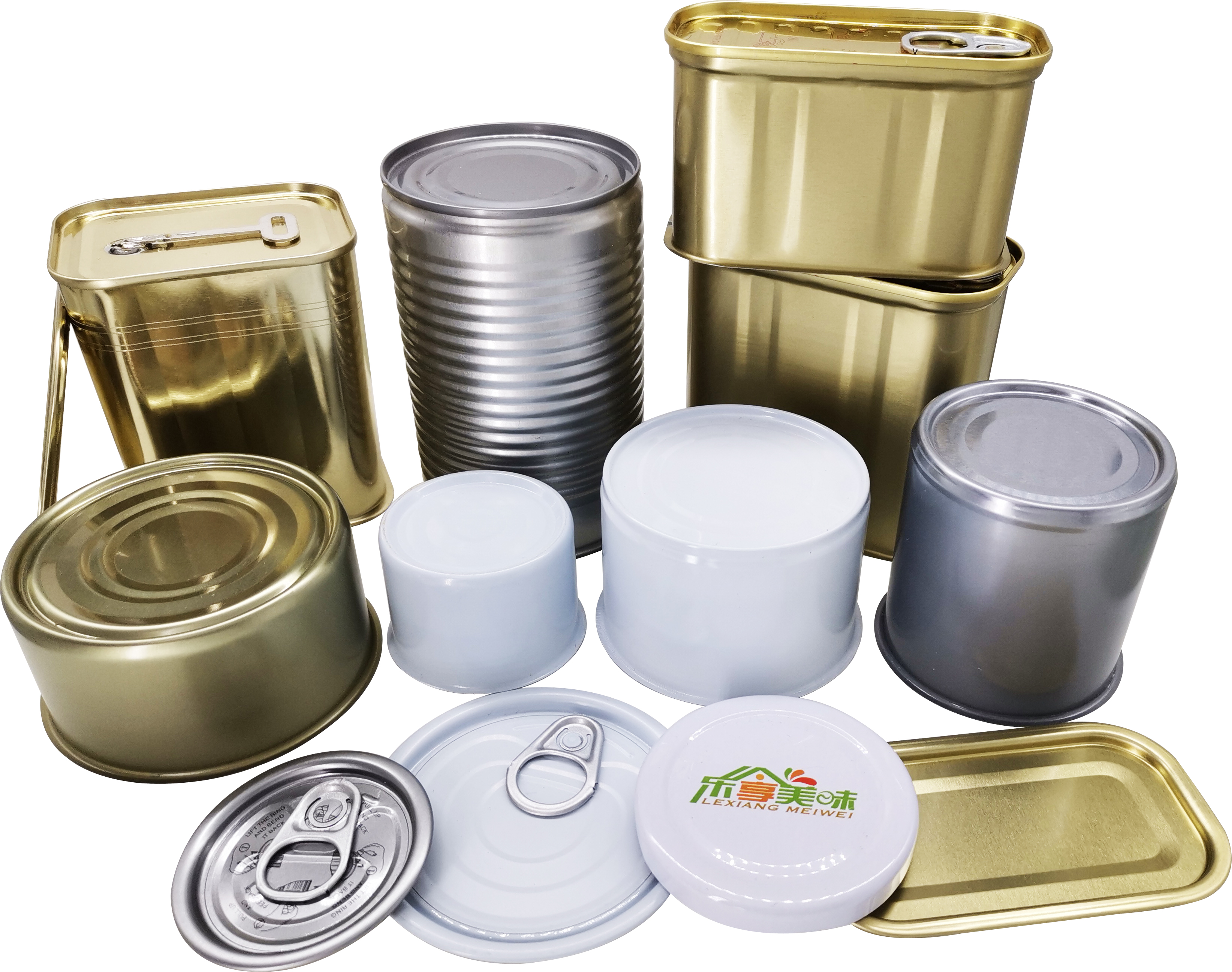 coffee tin can Chinese manufacturer