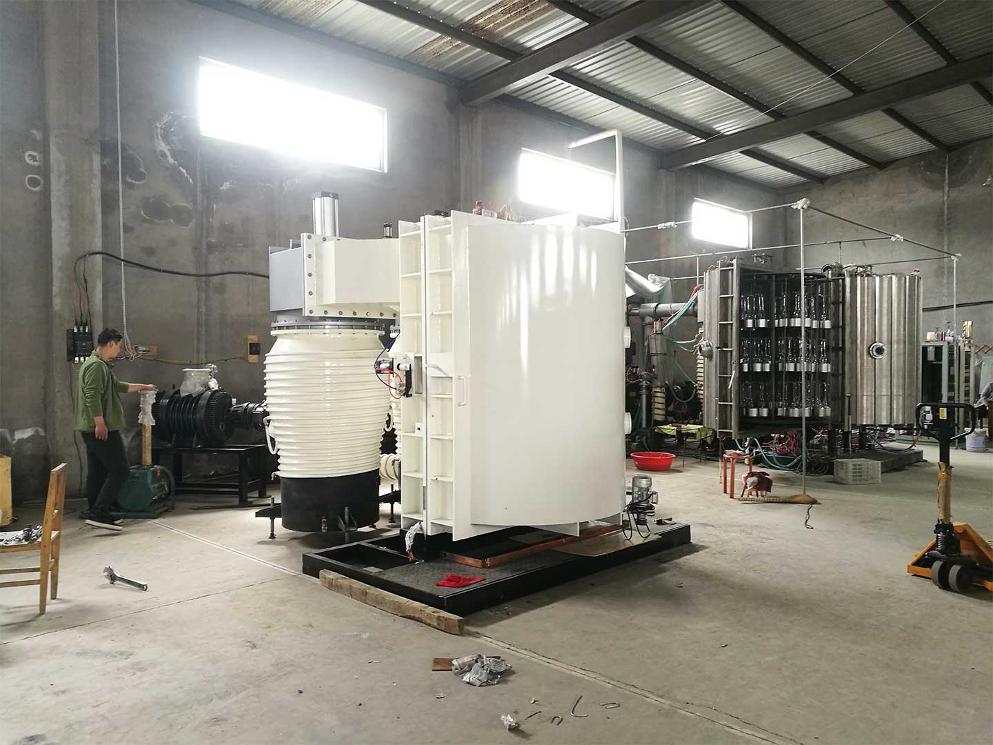 Lamps Special Coating Equipment